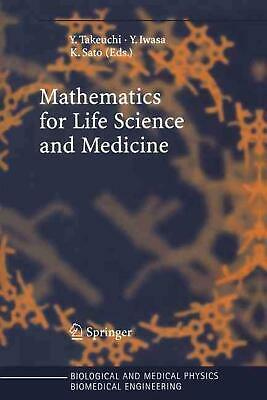 Mathematics for Life Science and Medicine by Paperback Book (English)