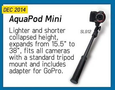 Sealife - Aquapod Mini - Extended Underwater Monopod for Action Camera