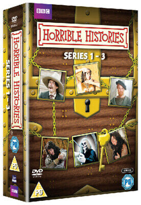 Horrible Histories: Complete Series 1-3 Box Set  DVD