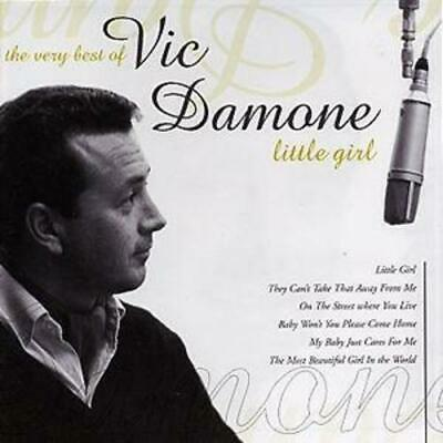 Vic Damone : Little Girl - Very Best Of CD (2003) Expertly Refurbished Product