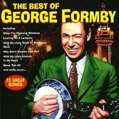 George Formby : The Best of George Formby CD (2003) Expertly Refurbished Product