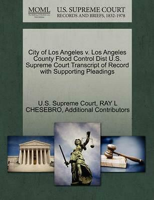 City of Los Angeles v. Los Angeles County Flood Control Dist U.S. Supreme Court