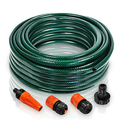 20 m gartenschlauch 1 2 1 27cm wasserschlauch mit. Black Bedroom Furniture Sets. Home Design Ideas