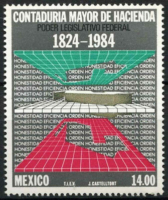 Mexico 1984 SG#1728 State Audit Office MNH #D865