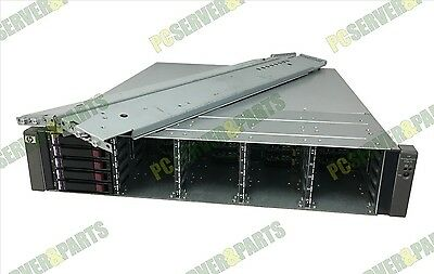 HP StorageWorks Smart Array 70 MSA70 418800-B21 5x 146GB SAS HD w/ Rails