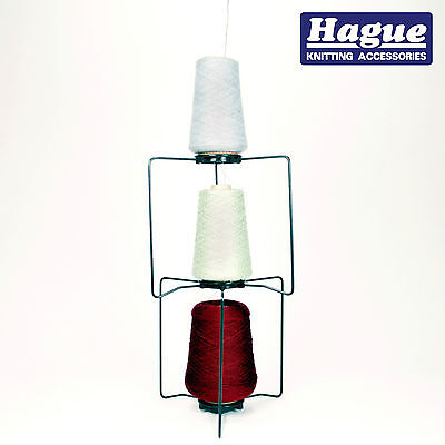 Twisting Yarn Stack by Hague Knitting Accessories, create your own chunky yarns!