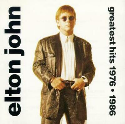 John, Elton : Elton John - Greatest Hits 1976-1986 CD