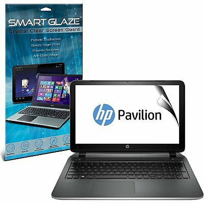 Smart Glaze Custom Made Laptop Screen Protector For HP Pavilion 15-p046na 15.6""