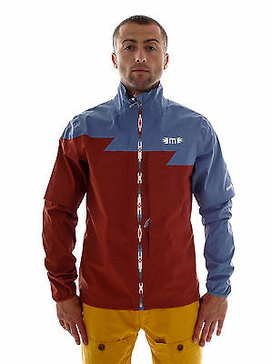 Maloja Functional jacket Outdoor shirt ChearocoM. red Arm warmers Gore-Tex