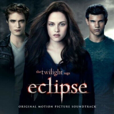 Various Artists : The Twilight Saga: Eclipse CD (2010)