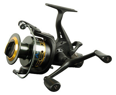 TF Gear Airlite Free Spool Carp Coarse Bait Feeder Fishing Reel 50 EX DEMO TFG