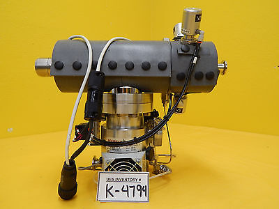 TMU Pfeiffer TMU 071-003 P Turbomolecular Pump Assebmly PM C01 692A Turbo Used