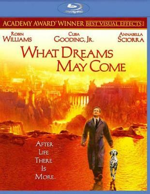 What Dreams May Come New Blu-Ray