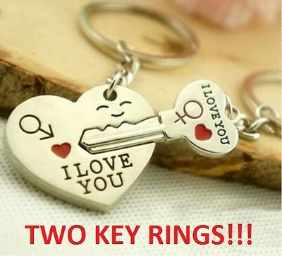 NEW CUTE MATCHING Xmas BEST GIFT FOR GIRL BOYFRIEND Birthday Present KR01
