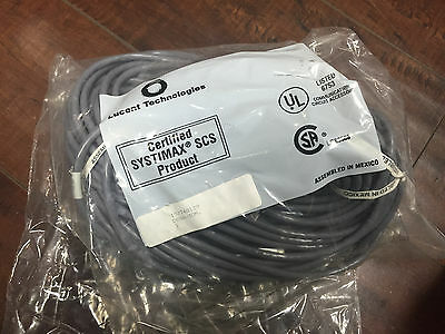 Lucent Technologies 90FT CAT5 Cable P/N 107748139 (NEW)