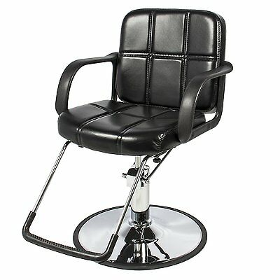 Lot of 2 professional Hydraulic adjustable Barber Styling Salon Beauty chair