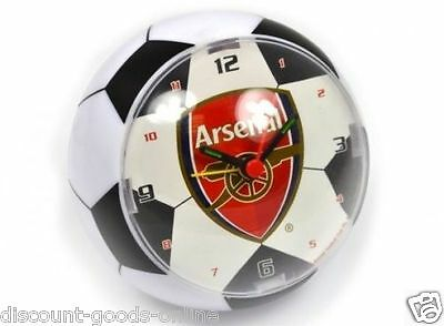 Arsenal Magnetic Alarm Clock