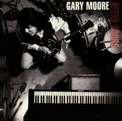 Gary Moore : After Hours CD Value Guaranteed from eBay's biggest seller!