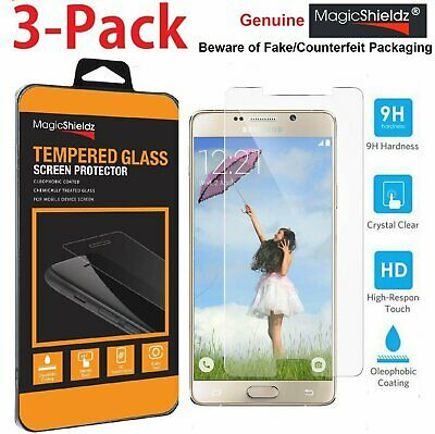 MagicShieldz®  Premium Tempered Glass Screen Protector for Samsung Galaxy Note 5