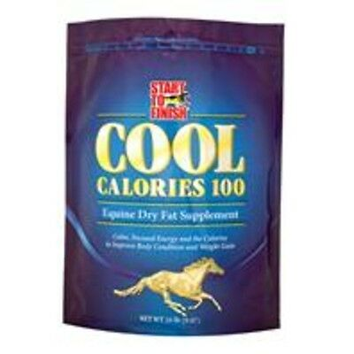 MANNA PRO-MSC Cool Calories 100 20 Pound - 0 78271 HORSE FEED SUPPLEMENTS NEW