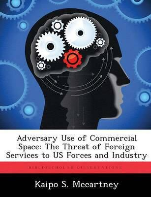 Adversary Use of Commercial Space: The Threat of Foreign Services to Us Forces a