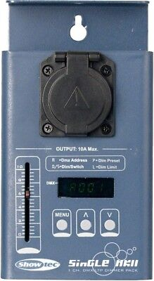 Showtec Single MK II  1 Channel DMX Dimming/Switch Pack