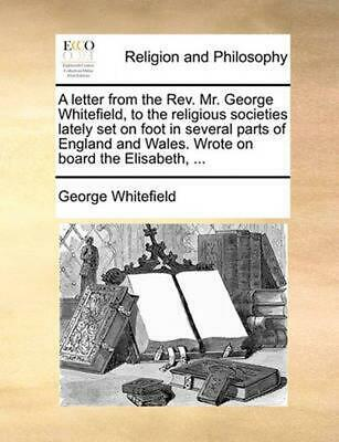 on the death of the rev mr george whitefield