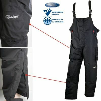 L Zu Thermoanzug Thermal Angelanzug Sha Spro Gamakatsu Thermal Pants Hose Gr Anzüge
