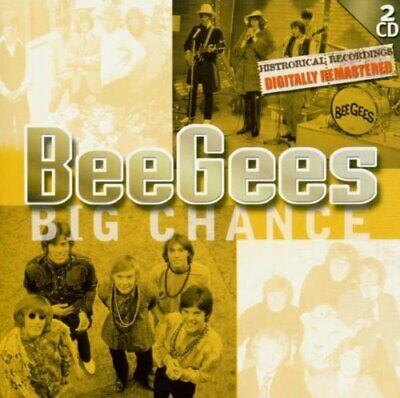Bee Gees : Big Chance CD Value Guaranteed from eBay's biggest seller!