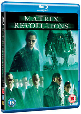 The Matrix Revolutions Blu-ray (2009) Keanu Reeves