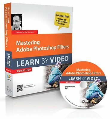 Mastering Adobe Photoshop Filters Learn by Video video2brain Olaf Giermann 1
