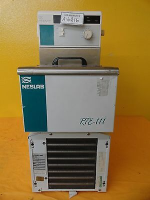 RTE-111 Neslab Instruments 134103200101 Refrigerated Bath Missing Cover Used