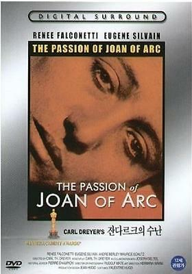 La Passion De Jeanne D'Arc / THE PASSION of JOAN OF ARC DVD (New & Sealed)