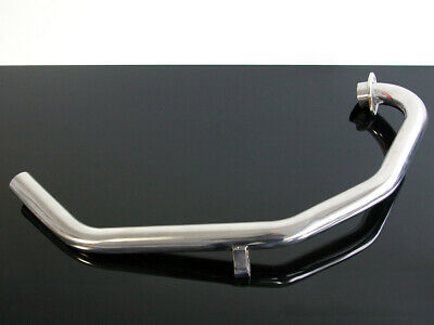 "Cafe-Racer VA-KRÜMMER ""Long 45"" down pipe YAMAHA SR500/SR 500"