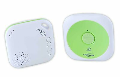 Ansmann Sydney Wireless DECT Audio  Baby Monitor Alarm Portable Mobile