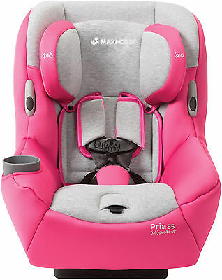 Maxi-Cosi Pria 85 Air Convertible Car Seat in Passionate Pink Brand New!!