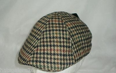 Baby Flat Cap Young Child Duckbill Dogtooth 50Cm 1/2Yrs 52Cm 2/4Yrs 54Cm 4/8Yrs