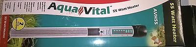 AQUAVITAL 55 Watt AQUARIUM HEATER EAN 9325136057287