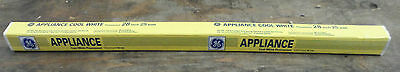 """Ge Fluorescent Lamp Bulb 28"""" Part Number F25T12Cw28 Lot Of 3"""