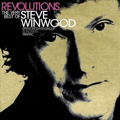 Steve Winwood - Revolutions: The Very Best Of Steve Winwood New Cd