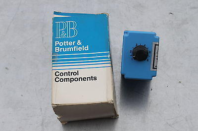 Potter & Brumfield Cb-1001B-70 Time Delay Relay New