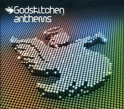 Godskitchen Anthems CD (2006)