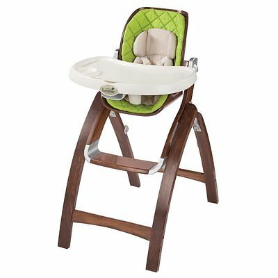 Summer Infant Three Position Recline Bentwood Highchair BABYTIME 22393 New