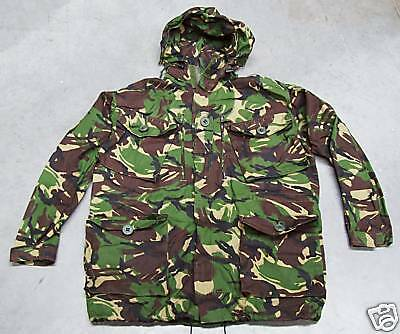 NEW British Army DPM Camo Windproof Smock 2005 Issue - Size 190/96
