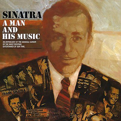 Frank Sinatra - A Man And His Music - New Vinyl Lp