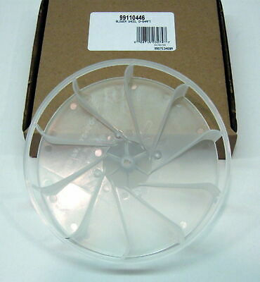 99110446 Broan Nutone Vent Fan Blower Wheel Plastic Squirrel Cage