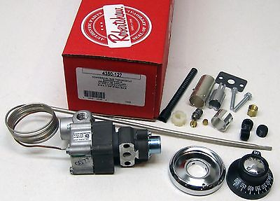 4350-127 Robertshaw Commercial Gas Oven Thermostat for BJWA 46-1210 460-107-000