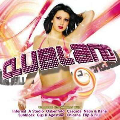 Various Artists : Clubland 9 CD (2006)