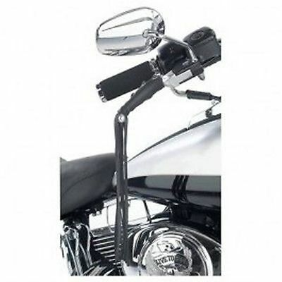 Solid Genuine Leather Motorcycle Lever Covers Easy To Install Biker NEW ACC-0003