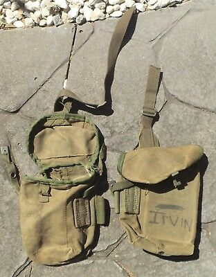 Ammo Pouch Large - Australian 1988 Pattern - Issue Near New/grade 1 Used